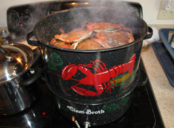 Crab Steamer Pot